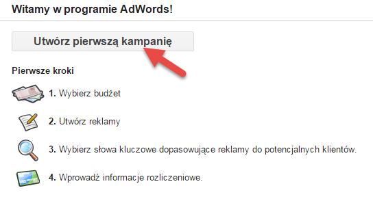 kampania adwords