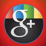 logo google plus miejsca