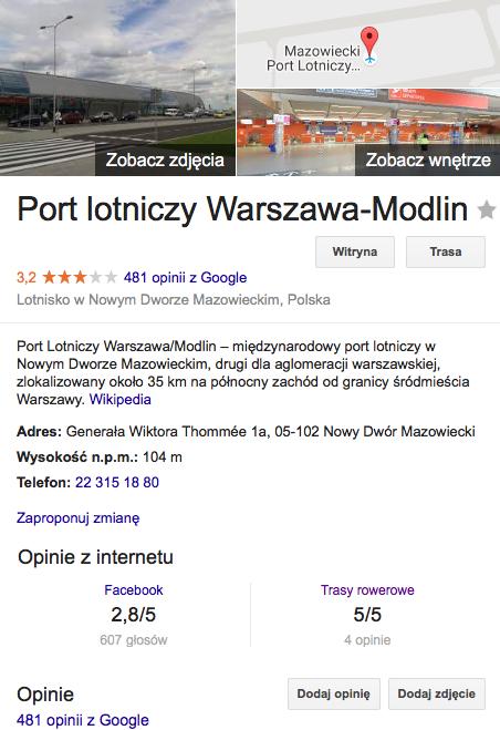 port-lotniczy-warszawa-modlin-google-moja-firma