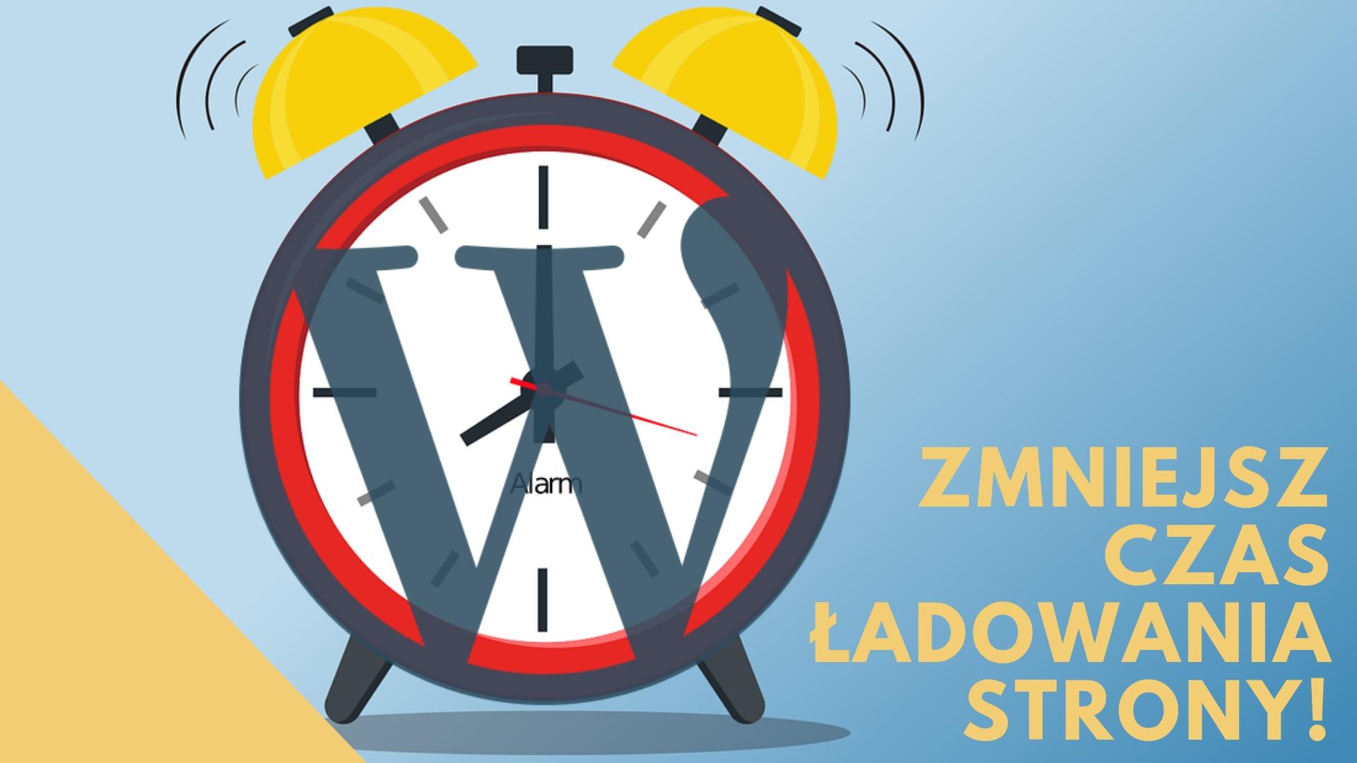 WordPress – skróć czasu ładowania strony – 12 sposobów