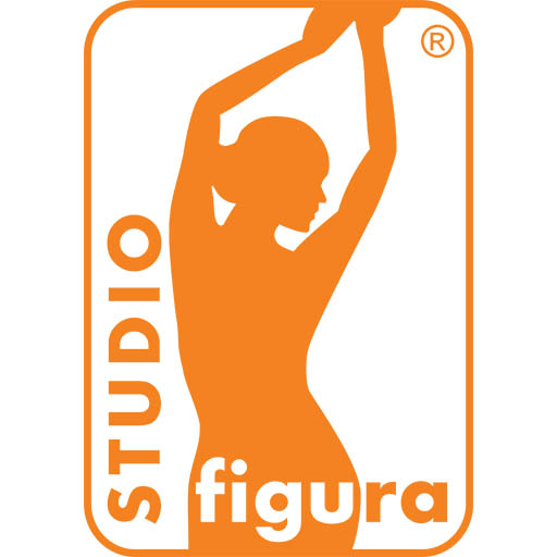 Studio figura logo firmy