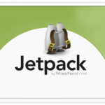 Jetpack dla WordPress logo