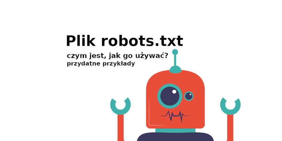 poradnik robots txt